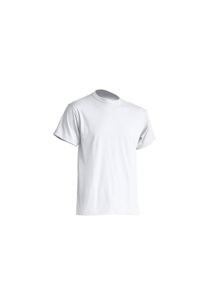 Camiseta chico MAN BLANCO