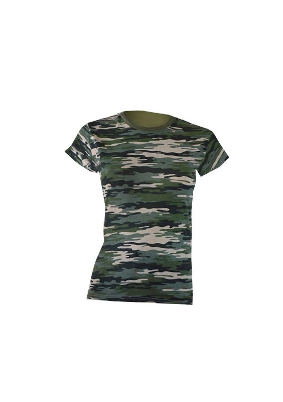 Camiseta chica TSRLCMF CAMUFLAJE