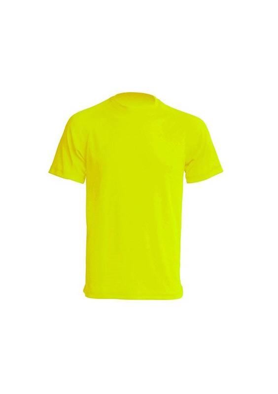 Camiseta chico SPORTRGLM FLUOR